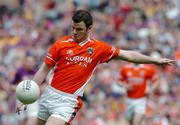 1 May 2005; Ronan Clarke , Armagh. Allianz National Football League, Division 1 Final, Armagh v Wexford, Croke Park, Dublin. Picture credit; David Maher / SPORTSFILE