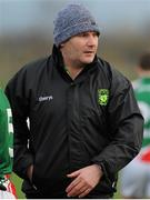 2 February 2014; Mayo manager James Horan. Allianz Football League, Division 1, Round 1, Kildare v Mayo, St Conleth's Park, Newbridge, Co. Kildare. Picture credit: Piaras Ó Mídheach / SPORTSFILE