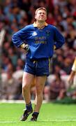 Liam Cullen Wicklow goalkeeper, ( V Offaly, Leinster football  Championship, Croke Park, 15/6/97.) Photograph David Maher SPORTSFILE.