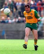 22 June 1997; Noel Hegarty of Donegal during the Ulster GAA Football Senior Championship Semi-Final match between Cavan and Donegal at St. Tiernach's Park, Clones, Monaghan. Photo by David Maher/Sportsfile