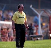 Kilkenny manager Nickey Brennan.  Photo by Ray McManus/Sportsfile
