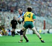 Tommy Carr of Dublin. Photo by Ray McManus/Sportsfile