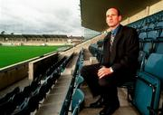 10 December 1997; Dublin football manager Tommy Carr. Photo by David Maher/Sportsfile