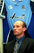 Dublin manager Tommy Carr. Photo by Ray McManus/Sportsfile