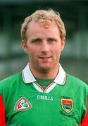 Tony Morley of Mayo. Photo by Ray McManus/Sportsfile