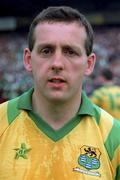 24 July 1994; Mickey Quinn of Leitrim prior to the Connacht GAA Football Senior Championship Final between Leitrim and Mayo at Dr Hyde Park in Rocommon. Photo by David Maher/Sportsfile