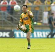 18 June 2005; Damien Diver, Donegal. Bank of Ireland Ulster Senior Football Championship Replay, Armagh v Donegal, St. Tighernach's Park, Clones, Co. Monaghan. Picture credit; Pat Murphy / SPORTSFILE
