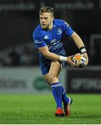 14 February 2014; Ian Madigan, Leinster. Celtic League 2013/14 Round 14, Leinster v Newport Gwent Dragons, RDS, Ballsbridge, Dublin. Picture credit: Piaras Ó Mídheach / SPORTSFILE