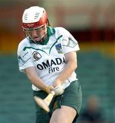 9 July 2005; Catherine Hayes, Limerick. Munster Junior Camogie Championship Final, Limerick v Clare, Gaelic Grounds, Limerick. Picture credit; Damien Eagers / SPORTSFILE