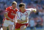 10 July 2005; Enda McGinley, Tyrone. Bank of Ireland Ulster Senior Football Championship Final, Armagh v Tyrone, Croke Park, Dublin. Picture credit; Ray McManus / SPORTSFILE