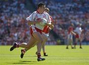 10 July 2005; Sean Cavanagh, Tyrone. Bank of Ireland Ulster Senior Football Championship Final, Armagh v Tyrone, Croke Park, Dublin. Picture credit; Ray McManus / SPORTSFILE
