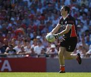 10 July 2005; Paul Hearty, Armagh goalkeeper. Bank of Ireland Ulster Senior Football Championship Final, Armagh v Tyrone, Croke Park, Dublin. Picture credit; Ray McManus / SPORTSFILE