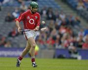 24 July 2005; Jerry O'Connor, Cork. Guinness All-Ireland Senior Hurling Championship Quarter-Final, Cork v Waterford, Croke Park, Dublin. Picture credit; Ray McManus / SPORTSFILE