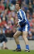 24 July 2005; Clinton Hennessy, Waterford goalkeeper. Guinness All-Ireland Senior Hurling Championship Quarter-Final, Cork v Waterford, Croke Park, Dublin. Picture credit; Ray McManus / SPORTSFILE
