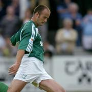 22 July 2005; Brian McGovern, Bray Wanderers. eircom League, Premier Division, Bray Wanderers v Shelbourne, Carlisle Grounds, Bray, Co. Wicklow. Picture credit; Matt Browne / SPORTSFILE