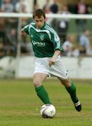 22 July 2005; Philip Keogh, Bray Wanderers. eircom League, Premier Division, Bray Wanderers v Shelbourne, Carlisle Grounds, Bray, Co. Wicklow. Picture credit; Matt Browne / SPORTSFILE