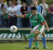 15 August 2005; Danny Murphy, Cork City. eircom League, Premier Division, Cork City v Shelbourne, Turners Cross, Cork. Picture credit; David Maher / SPORTSFILE