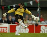 15 August 2005; Michael Devine, Cork City. eircom League, Premier Division, Cork City v Shelbourne, Turners Cross, Cork. Picture credit; David Maher / SPORTSFILE