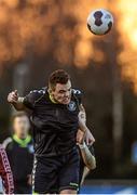 28 February 2014; Niall Lanigan, NUI Maynooth. Eircom Centenary Collingwood Cup Final, UCD Bowl, Belfield, Dublin. Picture credit: Barry Cregg / SPORTSFILE