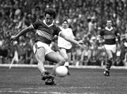 21 September 1986; Timmy Dowd, Kerry, in action against Tyrone. Kerry v Tyrone, All-Ireland Football Final, Croke Park, Dublin. Picture credit; Ray McManus / SPORTSFILE
