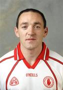 26 November 2005; Brian Dooher, Tyrone, Right Half Forward on the 2005 Vodafone All Stars Football team. Citywest Hotel, Dublin. Picture credit: Ray McManus / SPORTSFILE