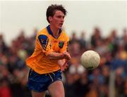 30 May 1999; Conor Connelly of Roscommon during the Bank of Ireland Connacht Senior Football Championship at Páirc Sheáin Mhic Dhiarmada in Carrick on Shannon, Leitrim. Photo by Brendan Moran/Sportsfile