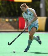 6 April 2014; Katie Mullan, UCD. Irish Senior Women's Hockey League Final, UCD v Railway Union, Banbridge Hockey Club, Banbridge, Co. Antrim.  Picture credit: Ramsey Cardy / SPORTSFILE