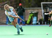 6 April 2014; Gillian Pinder, UCD. Irish Senior Women's Hockey League Final, UCD v Railway Union, Banbridge Hockey Club, Banbridge, Co. Antrim.  Picture credit: Ramsey Cardy / SPORTSFILE