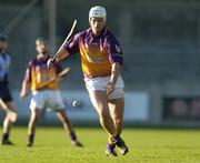 29 January 2006; Declan Ruth, Wexford. Walsh Cup, Dublin v Wexford, Parnell Park, Dublin. Picture credit: Brian Lawless / SPORTSFILE