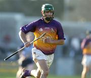 29 January 2006; Keith Rossiter, Wexford. Walsh Cup, Dublin v Wexford, Parnell Park, Dublin. Picture credit: Brian Lawless / SPORTSFILE