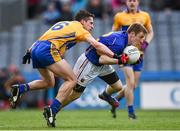 26 April 2014; Brian Fox, Tipperary, in action against Gordon Kelly, Clare. Allianz Football League Division 4 Final, Tipperary v Clare, Croke Park, Dublin. Picture credit: Barry Cregg / SPORTSFILE