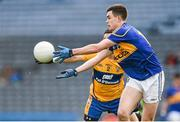 26 April 2014; Michael Quinlivan, Tipperary, in action against Dean Ryan, Clare. Allianz Football League Division 4 Final, Tipperary v Clare, Croke Park, Dublin. Picture credit: Barry Cregg / SPORTSFILE