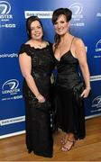 3 May 2014; Niamh & Clodagh Coffey at the Leinster Rugby Awards Ball. The annual Leinster Rugby Awards Ball Awards Ball took place in the Mansion House, Saturday evening where Jack McGrath was awarded the Bank of Ireland Leinster Rugby Players' Player of the Year and Marty Moore was awarded the Best Menswear Young Player of the Year award. Risteard Cooper was the Master of Ceremonies on a great night which also acknowledged the outstanding contributions of Leo Cullen and Brian O'Driscoll as they retire at the end of the season. For a full list of award winners and more information log on to www.leinsterrugby.ie. Picture credit: Stephen McCarthy / SPORTSFILE