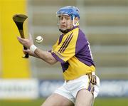 26 February 2006; Michael Jordan, Clare. Allianz National Hurling League, Division 1A, Round 2, Wexford v Clare, Wexford Park, Wexford. Picture credit: Matt Browne / SPORTSFILE