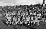 26 September 1976; The Dublin team. All Ireland Football Final, Kerry v Dublin, Croke Park, Dublin. Picture credit: Connolly Collection / SPORTSFILE