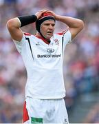 17 May 2014; Johann Muller, Ulster. Celtic League 2013/14 Play-off, Leinster v Ulster, RDS, Ballsbridge, Dublin. Picture credit: Brendan Moran / SPORTSFILE