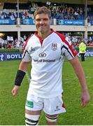 17 May 2014; Johann Muller, Ulster. Celtic League 2013/14 Play-off, Leinster v Ulster, RDS, Ballsbridge, Dublin. Picture credit: John Dickson / SPORTSFILE