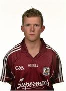 14 May 2014; Padraic Landers, Galway, Galway Hurling Squad Portraits 2014, Salthill, Galway. Picture credit: Barry Cregg / SPORTSFILE