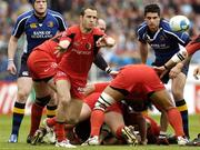 1 April 2006; Frederic Michalak, Toulouse, in action against Leinster. Heineken Cup 2005-2006, Quarter-Final, Toulouse v Leinster, Le Stadium, Toulouse, France. Picture credit: Matt Browne / SPORTSFILE