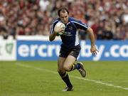 1 April 2006; Girvan Dempsey, Leinster. Heineken Cup 2005-2006, Quarter-Final, Toulouse v Leinster, Le Stadium, Toulouse, France. Picture credit: Matt Browne / SPORTSFILE