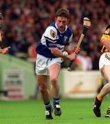 20 June 1999; Cyril Cuddy of Laois during the Guinness Leinster Senior Hurling Championship Semi-Final match between Kilkenny and Laois at Croke Park in Dublin. Photo by Aoife Rice/Sportsfile