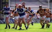 20 June 1999; David Cuddy of Laois during the Guinness Leinster Senior Hurling Championship Semi-Final match between Kilkenny and Laois at Croke Park in Dublin. Photo by Ray McManus/Sportsfile