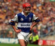 20 June 1999; Fionán O'Sullivan of Laois during the Guinness Leinster Senior Hurling Championship Semi-Final match between Kilkenny and Laois at Croke Park in Dublin. Photo by Aoife Rice/Sportsfile