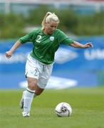 22 April 2006; Elaine O'Connor, Republic of Ireland. World Cup Qualifier, Republic of Ireland v Switzerland, Richmond Park, Dublin. Picture credit: Ray Lohan / SPORTSFILE