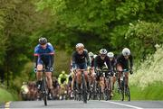 18 May 2014; Damien Shaw, Cork City Aquablue, during Stage 1 of the 2014 An Post Rás. Dunboyne - Roscommon. Picture credit: Ramsey Cardy / SPORTSFILE