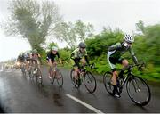 18 May 2014; Action during Stage 1 of the 2014 An Post Rás. Dunboyne - Roscommon. Picture credit: Ramsey Cardy / SPORTSFILE