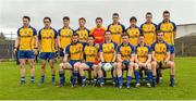 18 May 2014; The Roscommon team. Connacht GAA Football Senior Championship Quarter-Final, Roscommon v Leitrim, Dr. Hyde Park, Roscommon. Picture credit: Piaras Ó Mídheach / SPORTSFILE