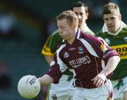 23 April 2006; Michael Comer, Galway. Allianz National Football League, Division 1 Final, Kerry v Galway, Gaelic Grounds, Limerick. Picture credit: David Maher / SPORTSFILE