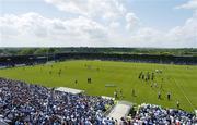 4 June 2006; A general view of Pearse Park, Longford. Bank of Ireland Leinster Senior Football Championship, Quarter-Final, Longford v Dublin, Pearse Park, Longford. Picture credit; Brendan Moran / SPORTSFILE