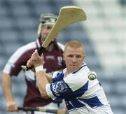 17 June 2006; Patrick Mullaney, Laois. Guinness All-Ireland Senior Hurling Championship Qualifier, Round 1, Laois v Galway, O'Moore Park, Portlaoise, Co. Laois. Picture credit: Brian Lawless / SPORTSFILE